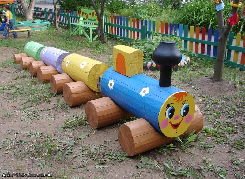 Игрушка в садик на площадку
