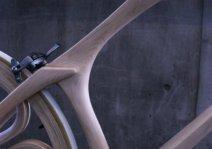 Деревянный велосипед от Yojiro Oshima