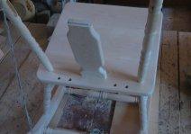 Изготовление кресла-качалки. Фотоотчет