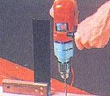 Соединения деталей деревянных изделий при помощи шурупов